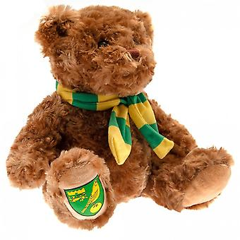 Norwich City FC Classic Bear Plush Toy