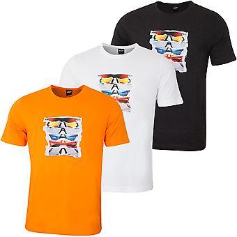 Oakley Mens Sunglass Print Tee Lichtgewicht Ademend T-shirt
