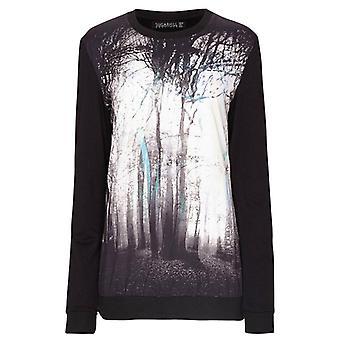 Sugarhill Boutique Midnight Tree Sweater