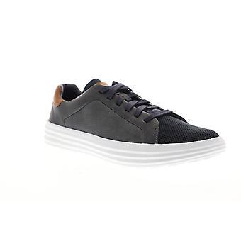 Mark Nason Shogun Bandon  Mens Blue Mesh Lace Up Low Top Sneakers Shoes