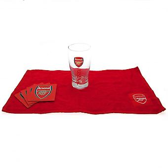 Arsenal FC Mini Bar Set