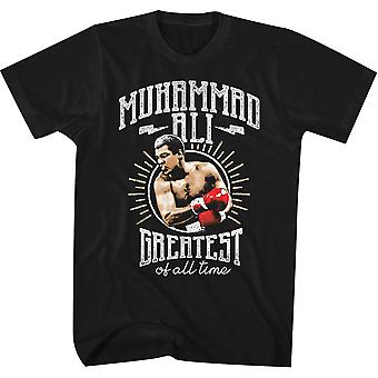 American Classics Muhammad Ali Of All Time T-Shirt - Black
