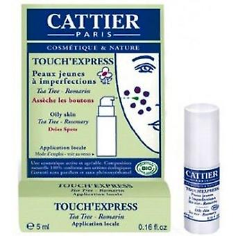 Cattier Touch Express + Tea Tree Acne 5 ml