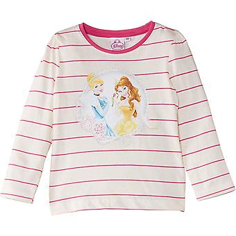 Mädchen Disney Prinzessin langärmelige Top NH1120