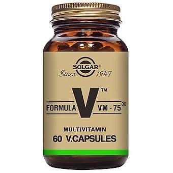Solgar Formula VM-75-60 vegetabilske kapsler