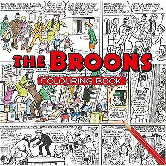 Broons Colouring Book by The Broons