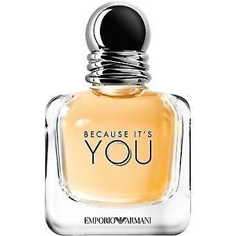 Emporio Armani Parce qu'il 'apos;s You Eau de Parfum Spray 50ml