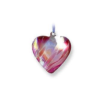 Nobile Glaswerk oktober Geboorte Gem Heart