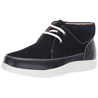 Stacy Adams Mens Buckley Leder Low Top Lace Up Fashion Sneakers