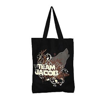 Twilight Saga New Moon Bag Tote (Team Jacob Virvlar)