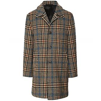 Baldessarini Wool Blend Houndstooth Cary Coat Baldessarini Wool Blend Houndstooth Cary Coat