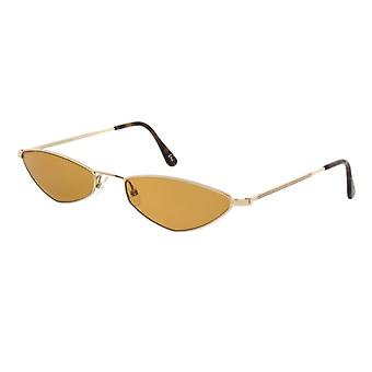 Andy Wolf Eliza B Gold/Yellow Sunglasses