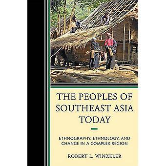 Folkene i Sørøst-Asia i dag av Robert L. Winzeler