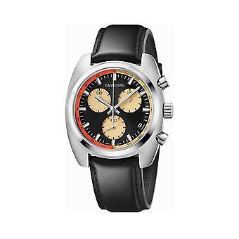 Calvin klein men's watch black k8w37