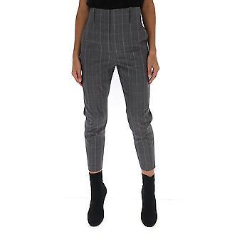 Isabel Marant ÉToile 19apa071819a017e02gy Women's Grey Wool Pants