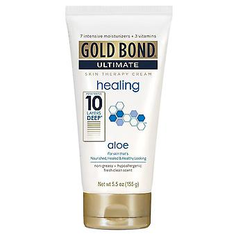 Gold bond ultimate healing skin therapy lotion, aloe, 5.5 oz