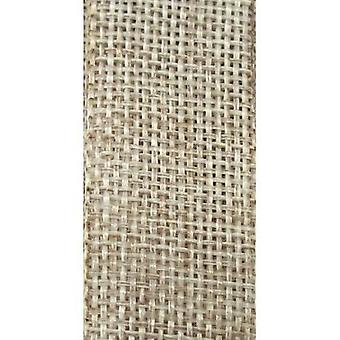 Vivant Ribbon Beige / Natural - 15 Metres, 25mm Width