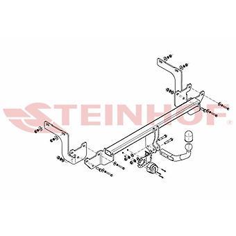Steinhof Towbar (mocuje 2 śruby) dla Citroen C4 Grand Picasso mk2 2013-2018
