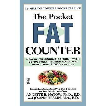 The Pocket Fat Counter 2nd Edition by Natow & Annette B.