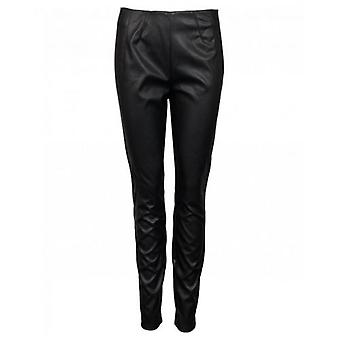 BOSS Salungi 3 Faux Leather Pants