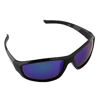 Miesten aurinkolasit ja aurinkolasit Naisten Polaroid Sport - Musta/Sininen ilmaisilla brillenkokerS373_3