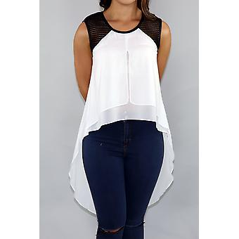 High low everyday top