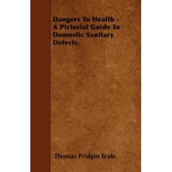Dangers To Health  A Pictorial Guide To Domestic Sanitary Defects. by Teale & Thomas Pridgin