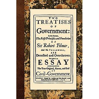 Two Treatises of Government by Locke & John