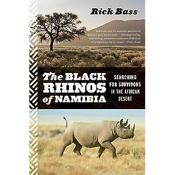 The Black Rhinos of Namibia - Searching for Survivors in the African D