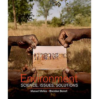Environment - Science - Issues - Solutions by Manuel Molles - 97807167
