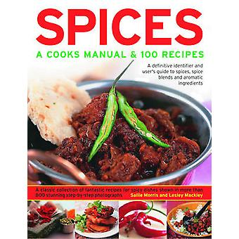 Spices by Sallie Morris - 9780754817185 Book