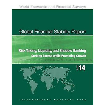 Global Financial Stability Report - Risk Taking - Liquidity - and Shad