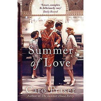 Summer of Love by Caro Fraser - 9781788541404 Book