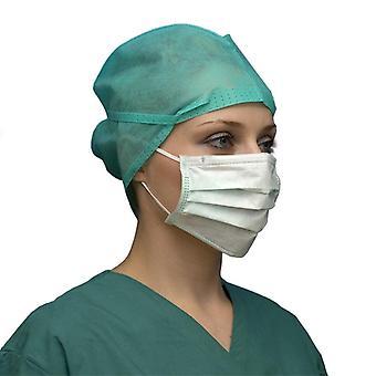 100º Munskydd Kirurgmasker