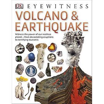 Vulkanen & jordskjelv av DK - 9780241013595 bok