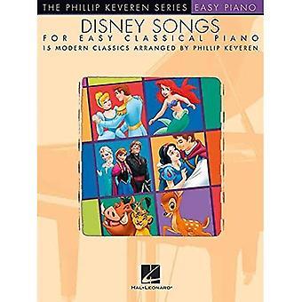 Disney Songs For Easy Classical Piano (Phillip Keveren)