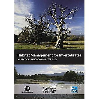 Habitat Management for Invertebrates: A Practical Handbook