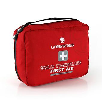 Lifesystems Solo Traveller First Aid Kit with Sterile Kit