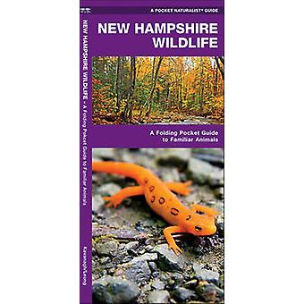 New Hampshire Wildlife - A Folding Pocket Guide to Familiar Species by