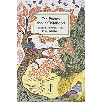 Ten Poems about Childhood by Mimi Khalvati - 9781907598746 Book