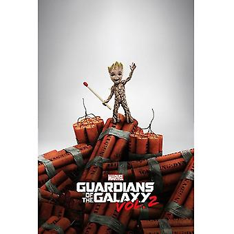 Marvel, Maxi Poster - Baby Groot