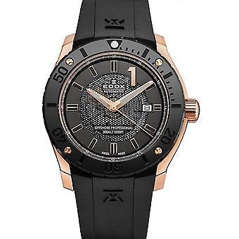Edox Horloges Klasse-1 Herenhorloge Offshore Professional 80088 37R NIR2