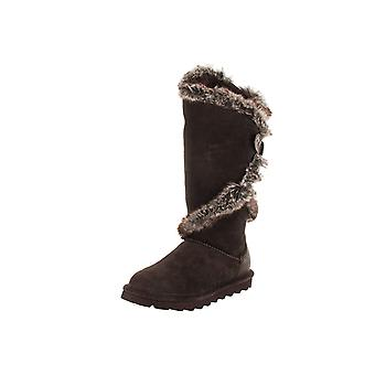 Bearpaw Women's Shoes Sheilah Closed Toe Mid-Calf Cold Weather Boots
