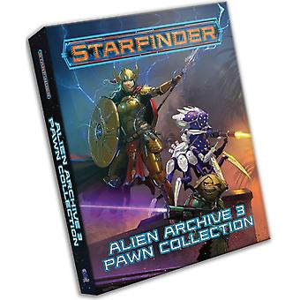 Starfinder Pawns Alien Archive 3 Pawn Collection by Staff & Paizo