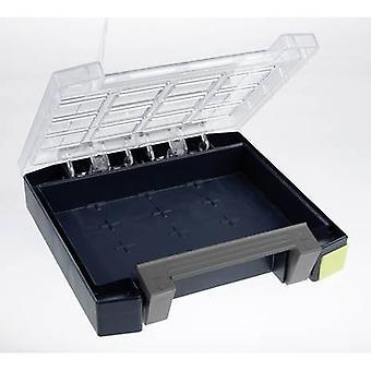raaco Boxxser 55 4x4-0 Assortment case (W x H x D) 241 x 55 x 225 mm No. of compartments: 0 1 pc(s)