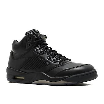 Air Jordan 5 retrô Prem - 881432 - 010 - sapatos