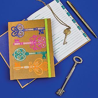 Password Book Journal Notesblok Keepsake Gave