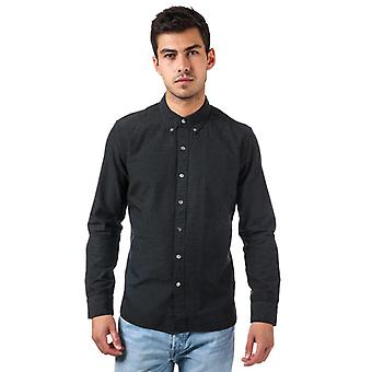 Men's Levis Long Sleeve Pacific Shirt in Black
