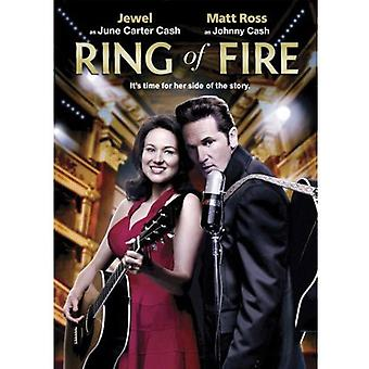 Ring of Fire [DVD] USA import