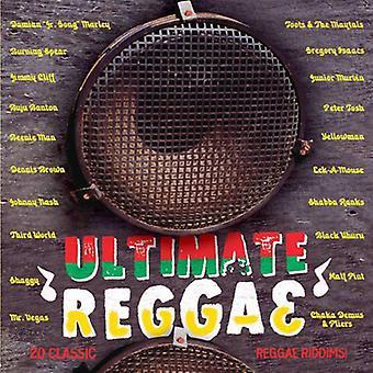 Ultimate Reggae - Ultimate Reggae [CD] USA import